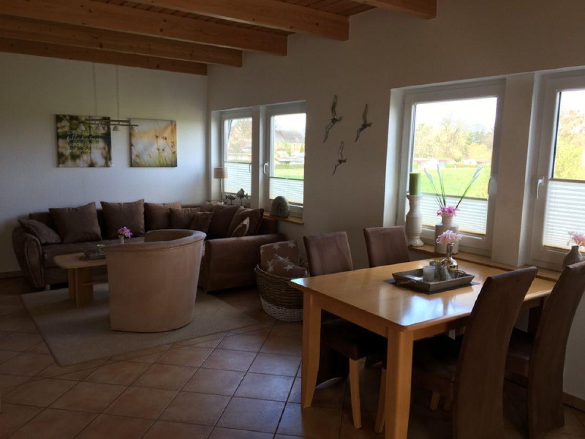 Ferienwohnung am kummerower see kummerow familie klemm for Wohn und esszimmer