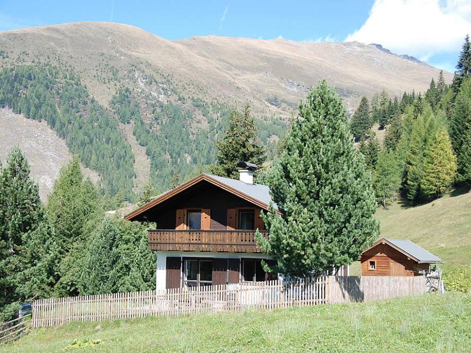 Außenaufnahme Mountain-cottage