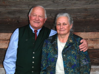 Ihr Gastgeber Ernst und Josefa Gritzner