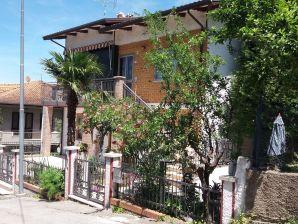 Ferienwohnung Casa Marinella Sinistra