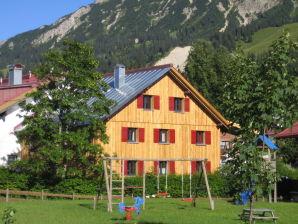 Pepi's Ferienhaus in Oberjoch 11-12 Personen