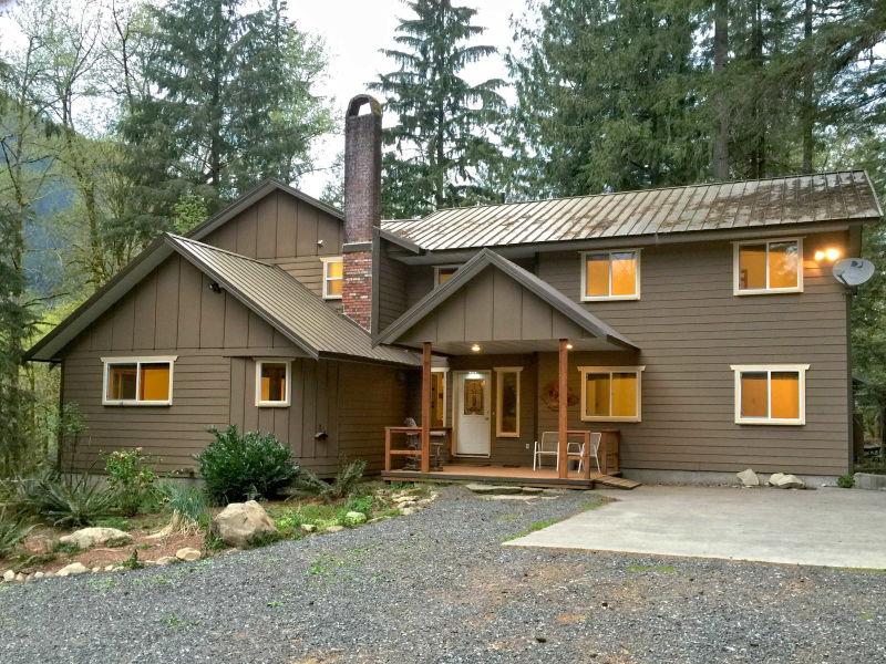 Ferienhaus Glacier Lodge Cabin #3