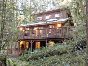 Ferienhaus Snowline Cabin #6