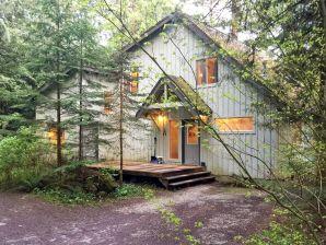 Holiday house Cabin #19 – HOT TUB, SAUNA, BBQ, PETS OK, SLEEPS-10!