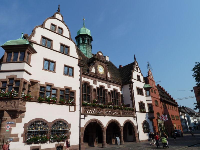 Ferienwohnung Altstadtfeeling am Rathausplatz