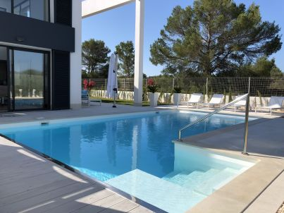 "Design Villa ""La Perla"" - Cala Murada"