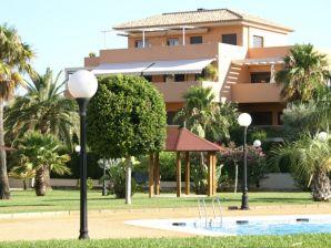 Ferienwohnung Los Azahares