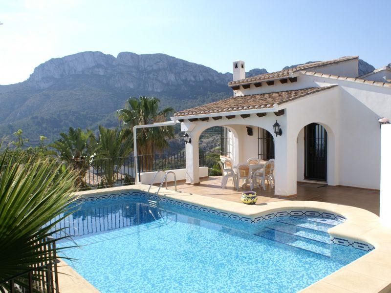 Ferienhaus Villa Monte Pego LA