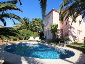 Ferienhaus Villa Oliva Nova Golf EN