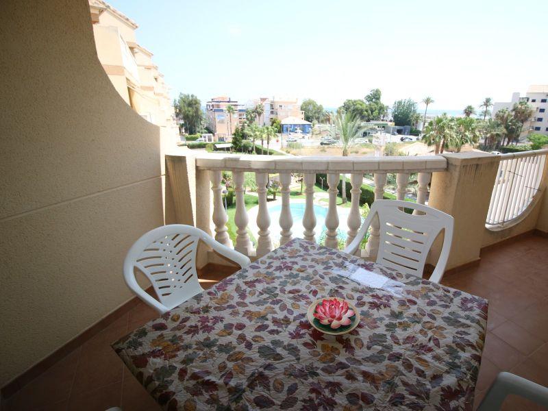 Ferienwohnung Residencial Playa Sol III