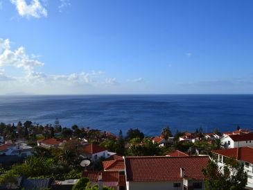 Ferienwohnung Zuhause über dem Meer