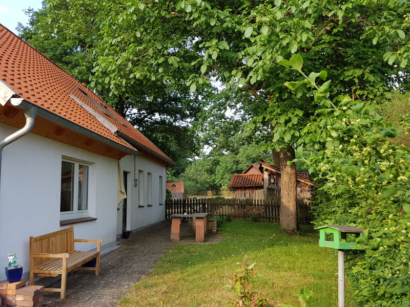 Ferienhaus im Dorfe 2