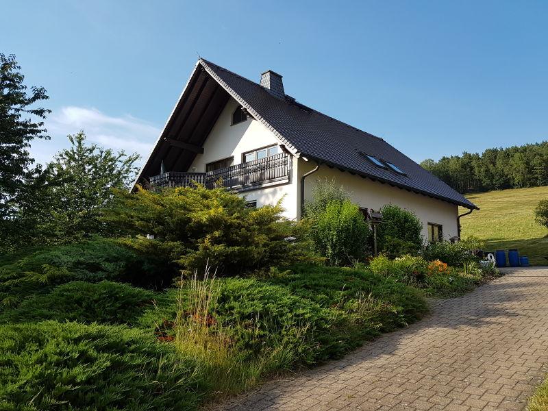 Ferienwohnung im Gästehaus Teichmann in Königstein
