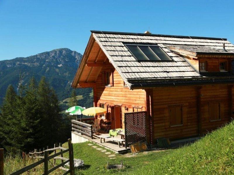 Ferienhaus Selbstversorgerhütte in Pruggern (SPA-STM)
