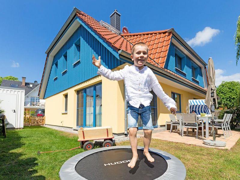 Ferienhaus Seemansgarn