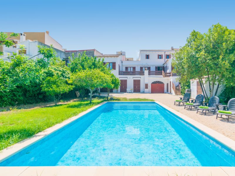 Villa Cas Padri Gaballi