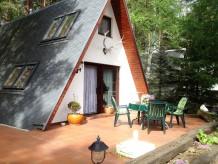 Ferienwohnung im Finnhaus am See