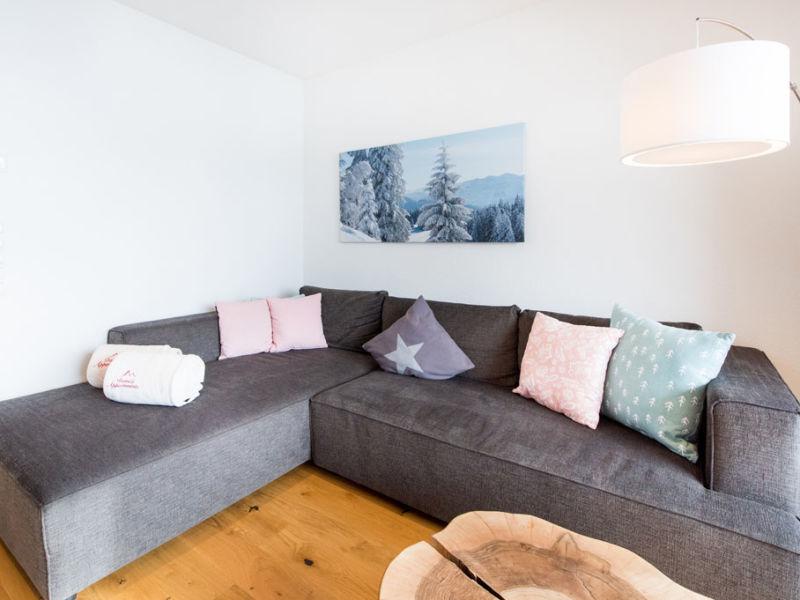 Ferienwohnung Damüls Appartements  80 mit Infrarotkabine  App. 15