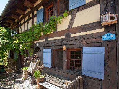 Ferienhaus Vogtshof