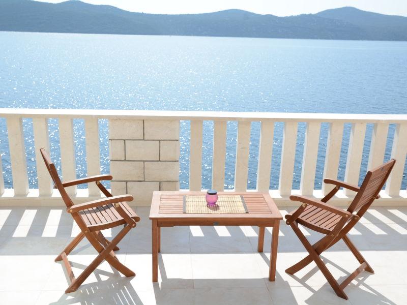 Ferienwohnung in der Villa Ratac