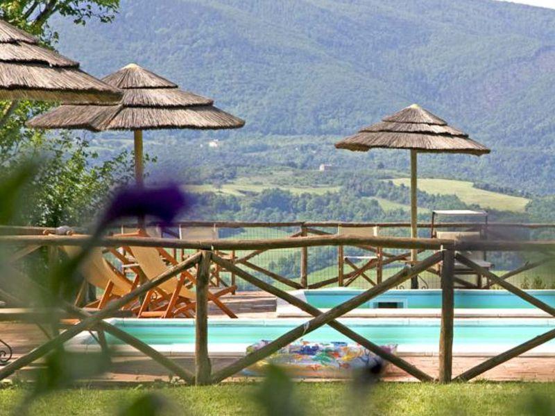 Ferienwohnung Murlo Trilo