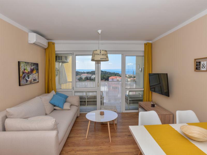 Ferienwohnung Makarska Apartment Medak (A 4+2)