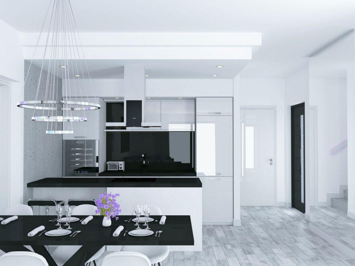 ferienhaus villa luna makarska dalmatien makarska riviera makarska firma prominens d o o. Black Bedroom Furniture Sets. Home Design Ideas