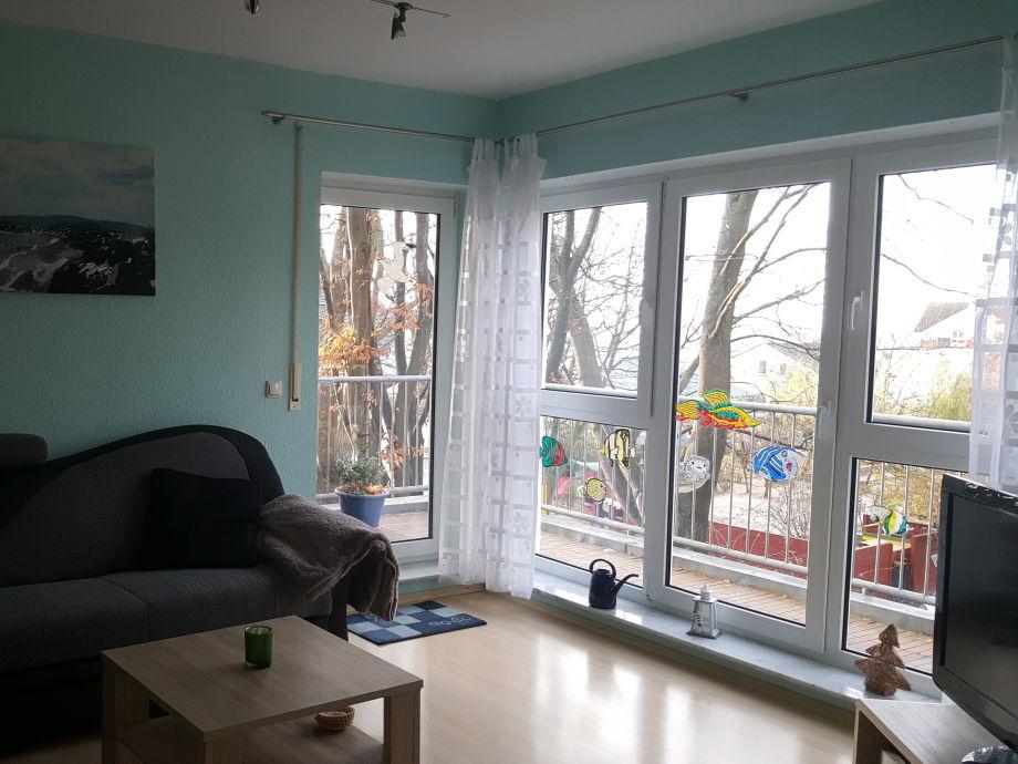 Außenaufnahme Komfortferienwohnung Nr. 204 in Sassnitz