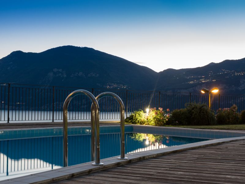Holiday apartment Villa Borago 6 Brenzone