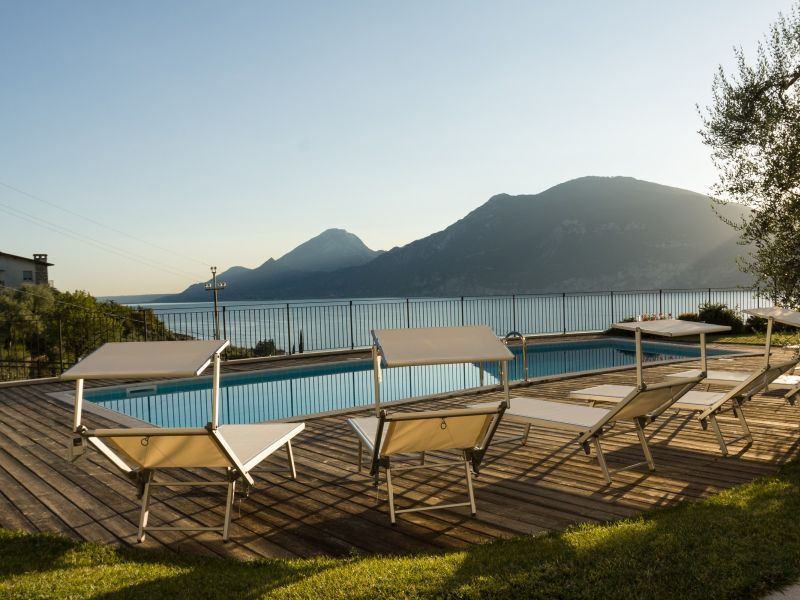 Holiday apartment Villa Borago 4 Bardolino