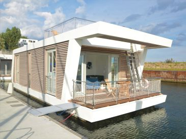 Hausboot Villa Ostseekind