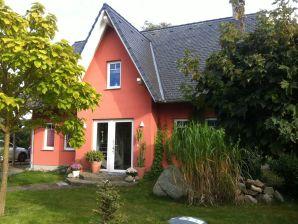 Ferienhaus An der Wismarbucht mit Kamin