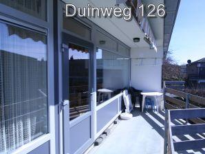 Ferienwohnung Zuiderstrand Duinweg 126