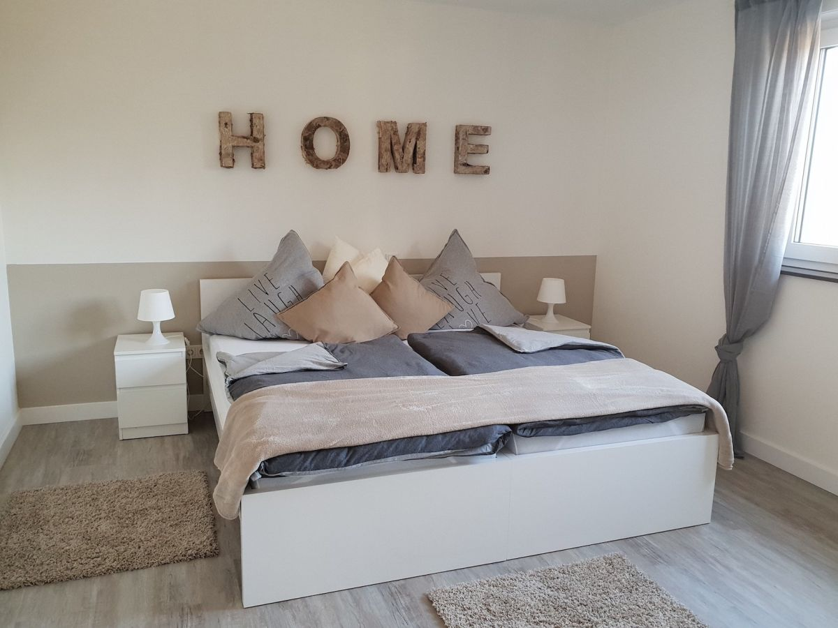Ferienwohnung Saartal MARIA Merzig Familie S U M Schulien - Mallorca urlaub appartement 2 schlafzimmer