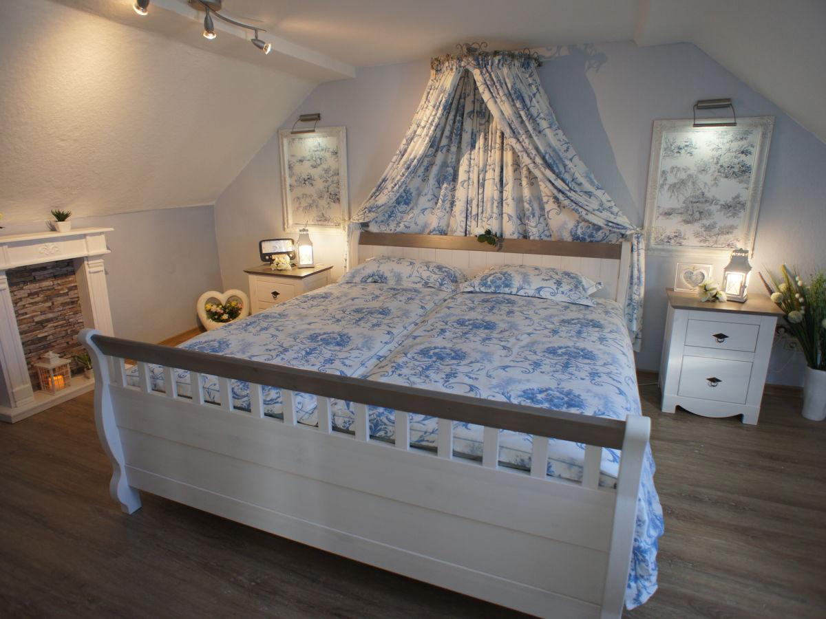 Ferienhaus villa romantiika deudesfeld frau cornelia tegeler for Romantisches schlafzimmer