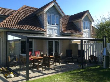 Ferienhaus Nordseevilla Zeeland