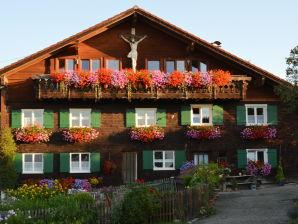 Holiday apartment Ferienhof Gast
