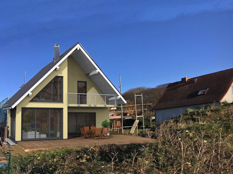 Ferienhaus Breeger Saalstein - das Haus zwischen Meer und Bodden