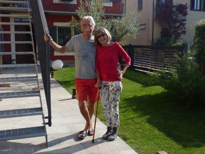 Ihr Gastgeber Mauro & Verena Balliana