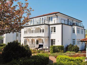 Ferienwohnung Meerzeit in der Villa Bernstein