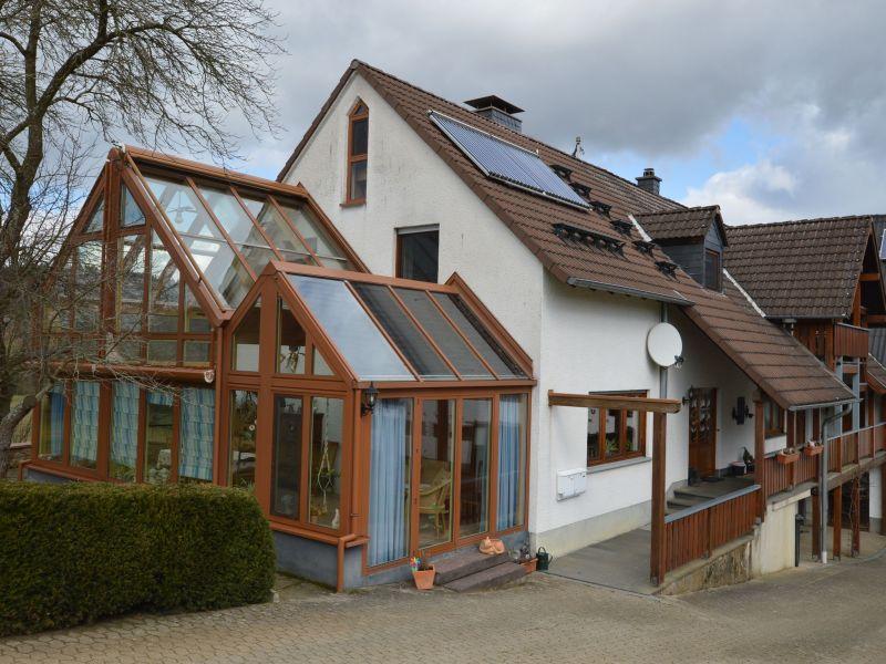 Ferienhaus Ferienwohnung Loogher Mühle