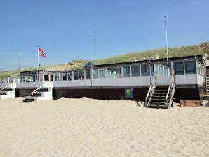 Ferienhaus Slapen op het Strand Zeezicht