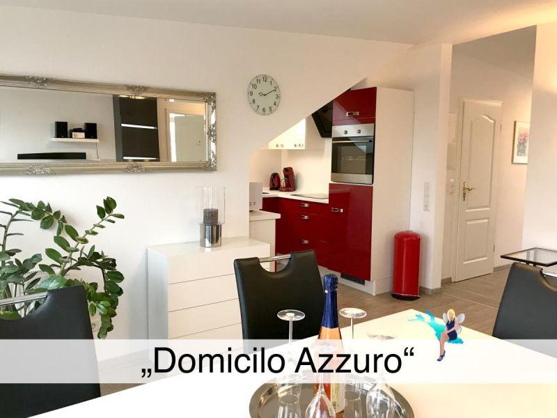 Apartment Ferienwohnung Domicilio Azzuro