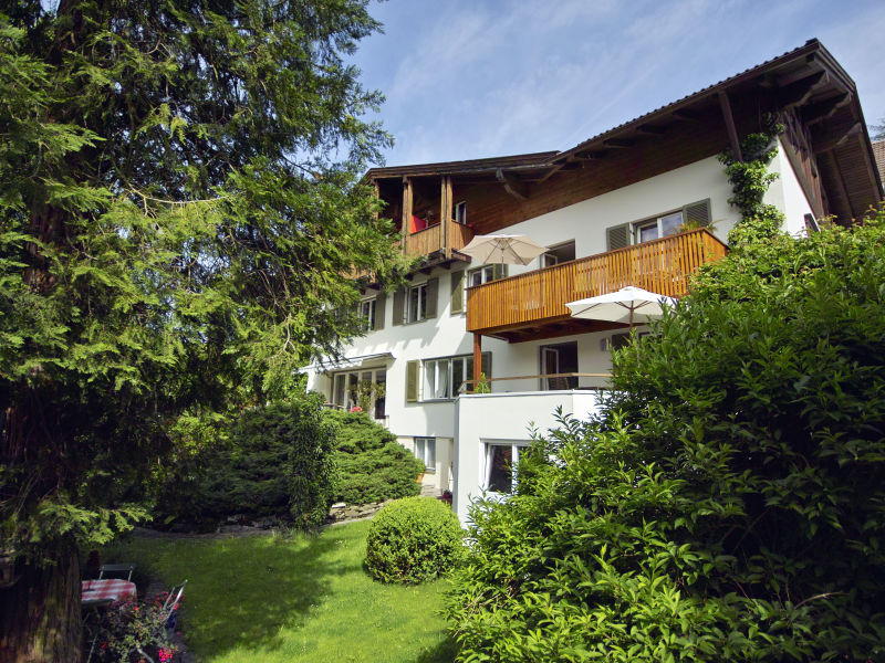Holiday apartment Alpenrose in Haus Reiter