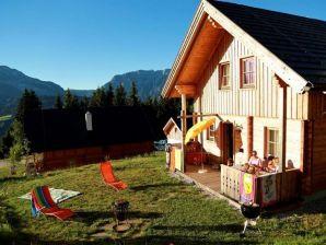 Ferienhaus Selbstversorgerhütte Dachsteinblick (PRU-STM)