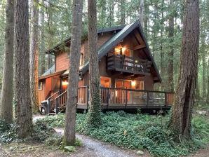 Ferienwohnung Glacier Springs Cabin #27