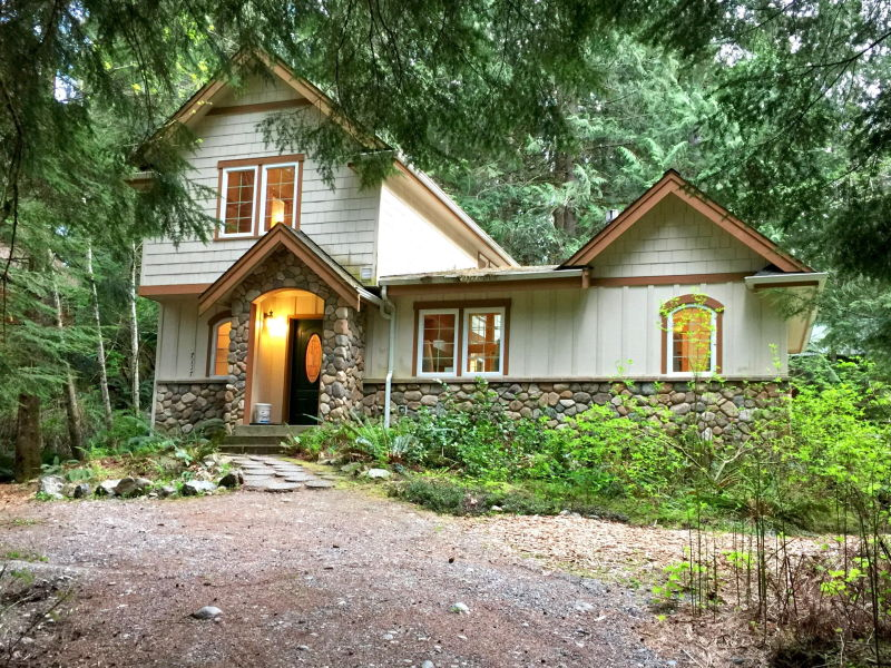 Holiday house Mt. Baker Cabin #34 – Sleeps 8!