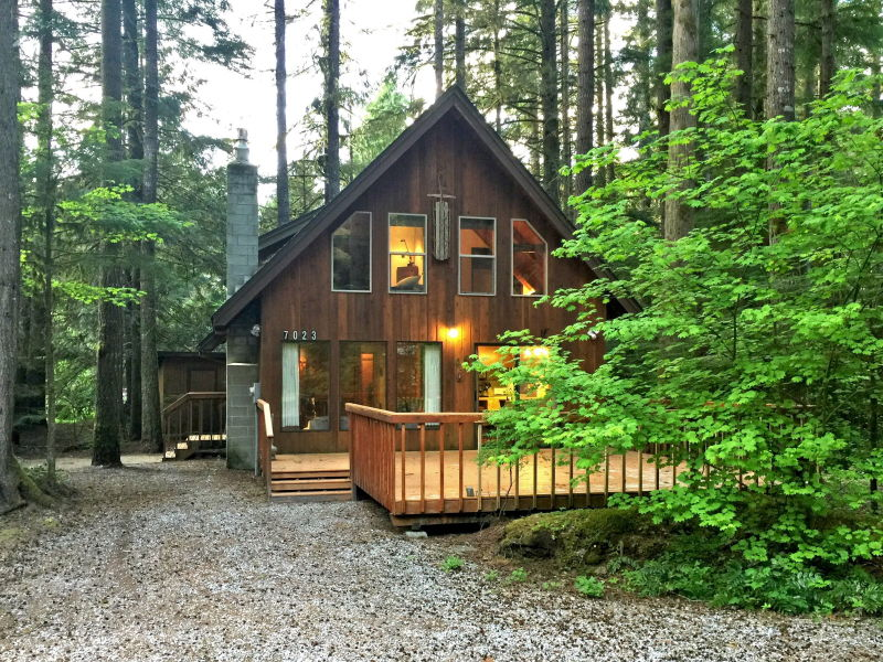Holiday cottage Mt. Baker Cabin #35 - Sleeps 6!