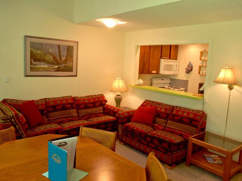 Ferienwohnung Mt. Baker Condo #38