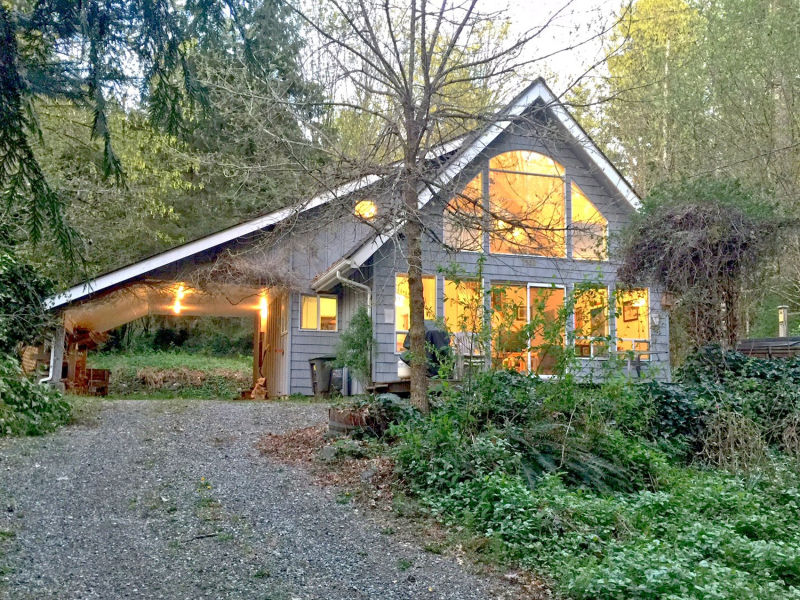 Holiday cottage Mt. Baker Cabin #39 - Sleeps 6!